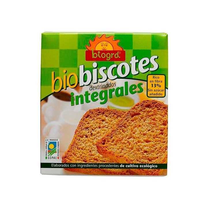 Biscotes int. dextrinados 270 g. Biográ