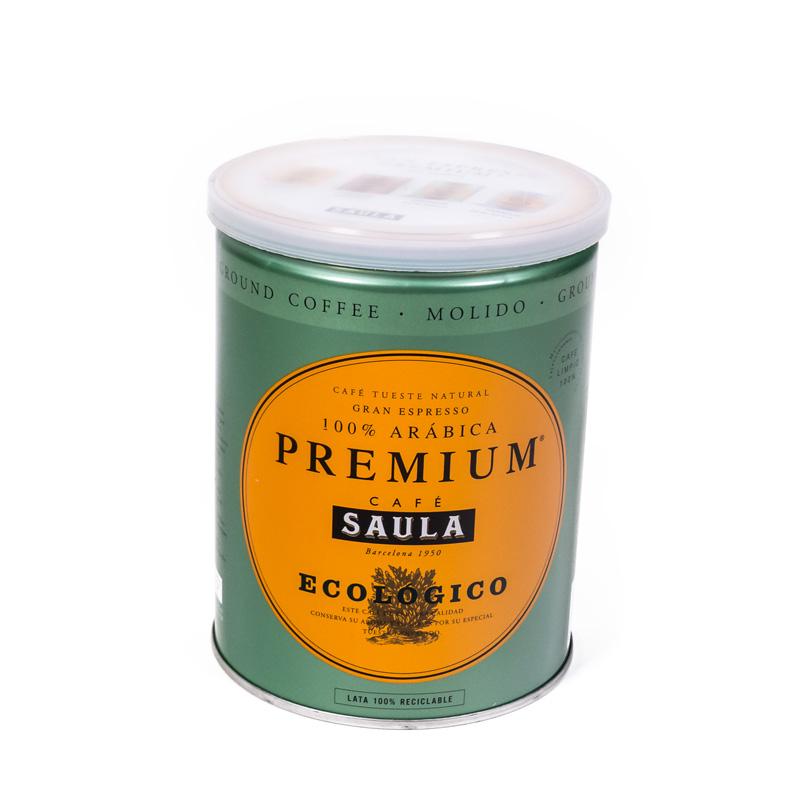 Café eco Premiun 250 gr. Saula