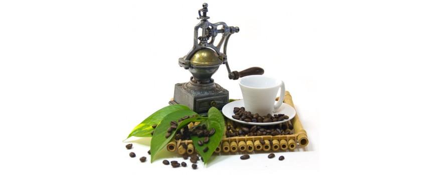 Café y sucedáneos del café