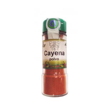 Cayena en polvo 40 gr. Biocop