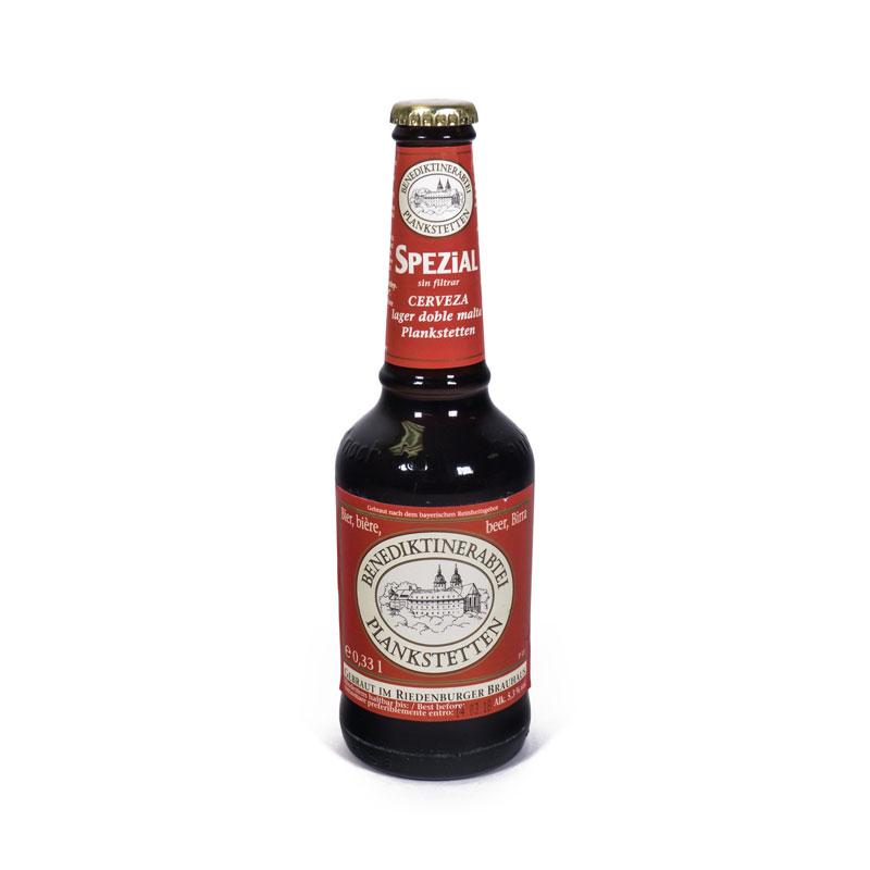 Cerveza doble malta 330 ml. Spezial
