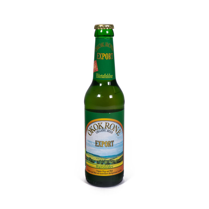 Cerveza export 330 ml. Ökokrone