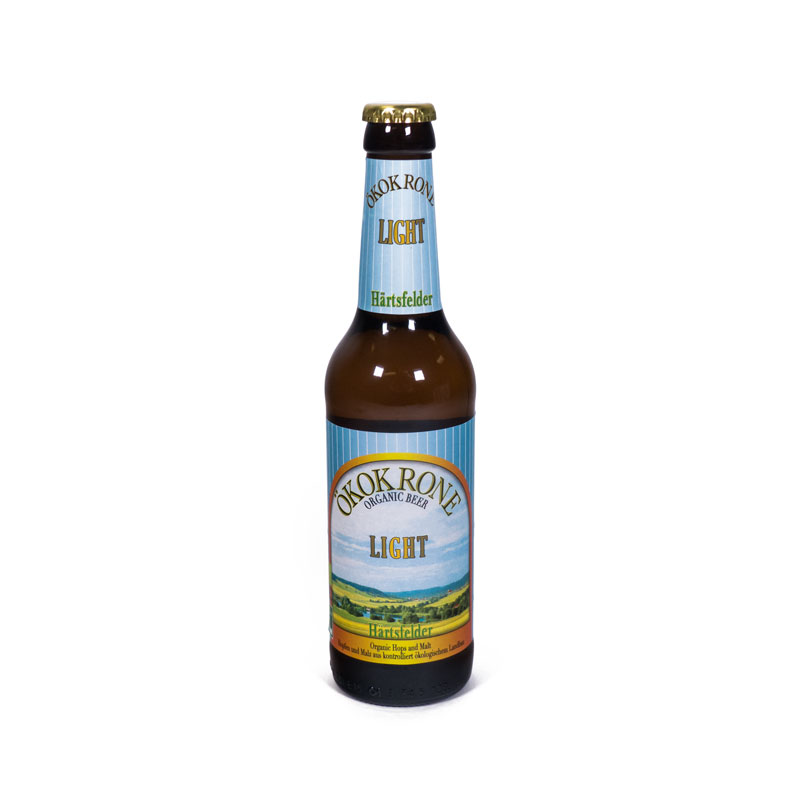 Cerveza light 330 ml. Ökokrone