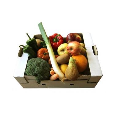 Cesta de fruta y verdura (pequeña)