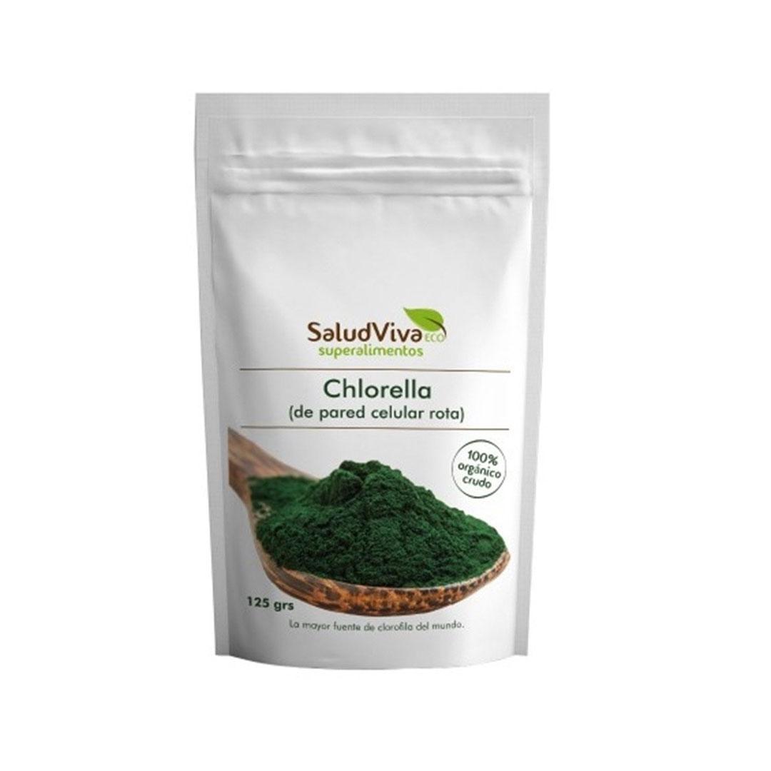 Chlorella 125 gr. SaludViva