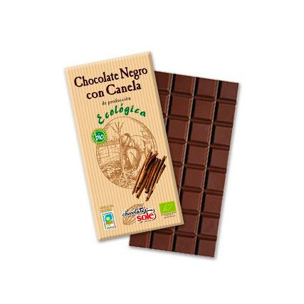 Chocolate canela 100gr Sole