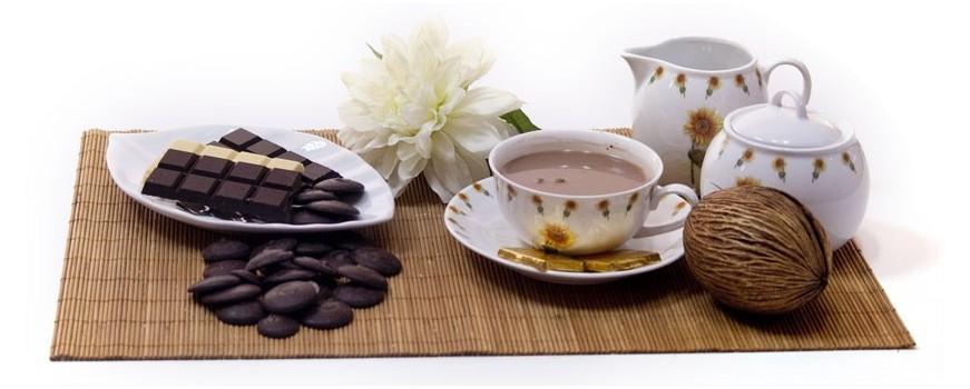 Chocolates y turrones ecológicos