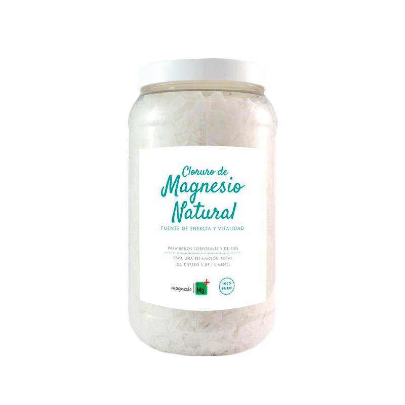 Cloruro de Magnesio 1,5 kg Biospirit