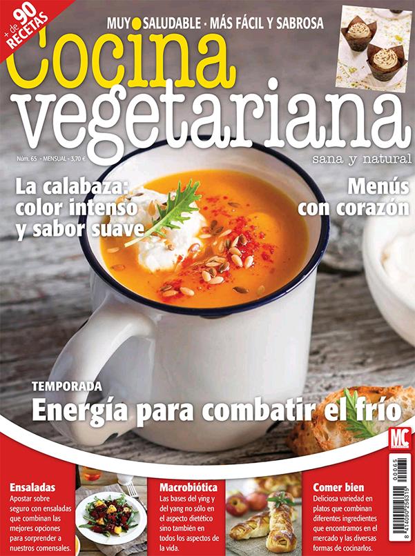 Las mejores revistas vegetarianas y veganas for Blogs cocina vegetariana