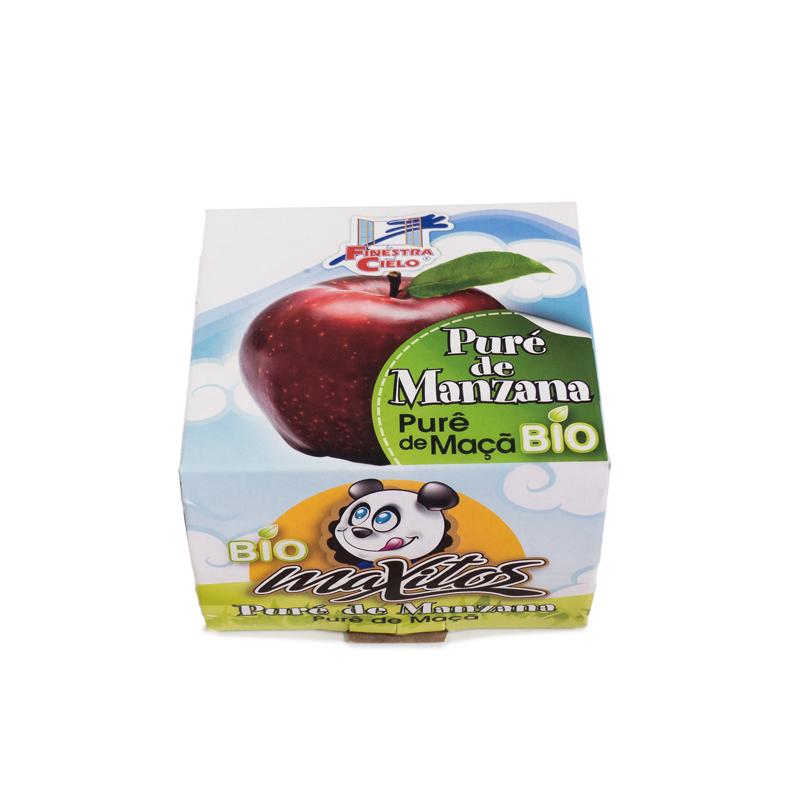Compota de manzana 2x100 gr La Finestra