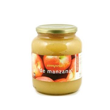 Compota de manzana 700 gr Machandel