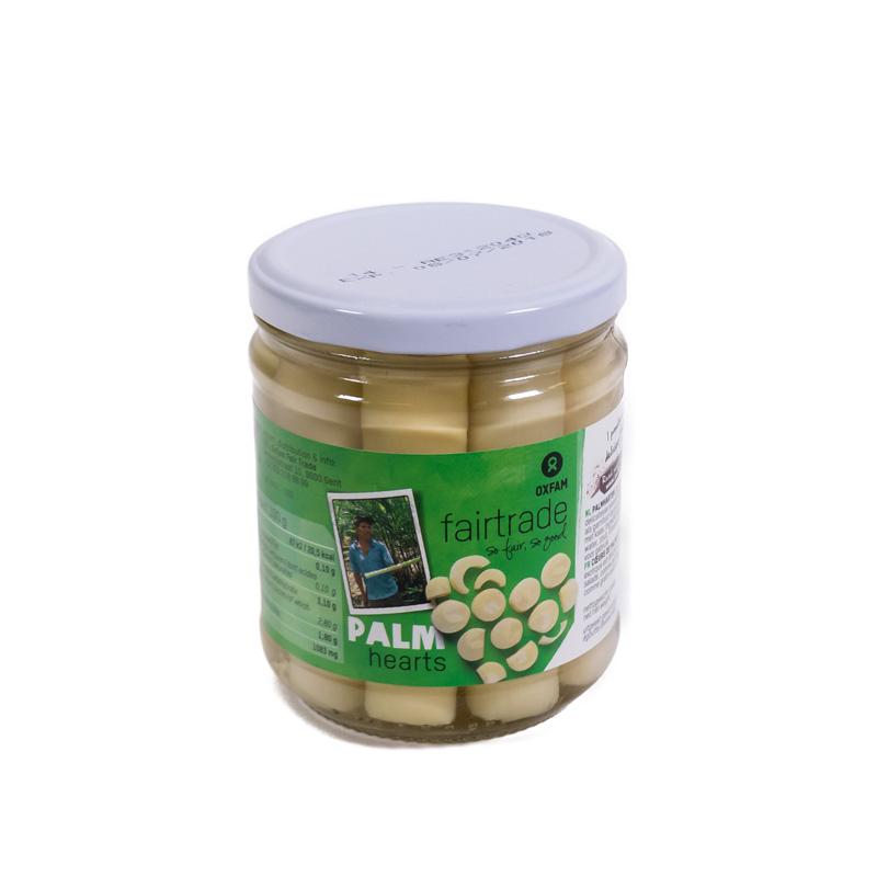 Corazones de palmitos 410 gr Intermon