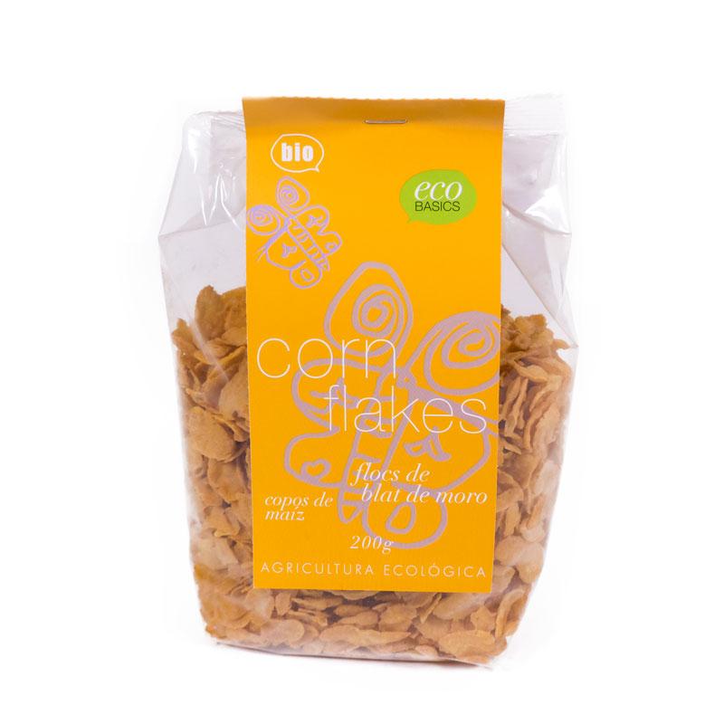 Copos de maiz 200 gr. Ecobasic