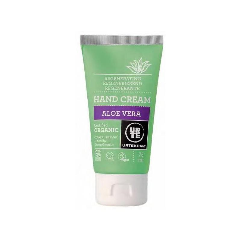 Crema de manos aloe vera 75 ml. Urtekram
