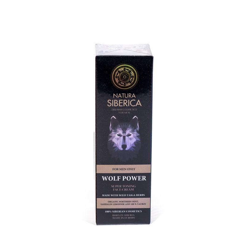 Crema facial tonificante 50 ml. Natura Siberica