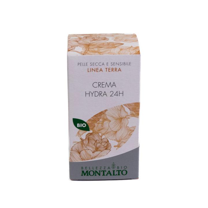 Crema hidra 24h Calendula 50ml Montalto