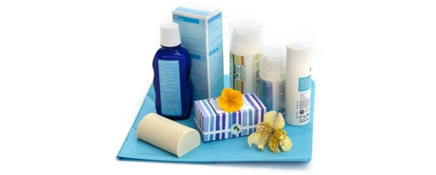 Cremas, sérums, limpiadores y tónicos