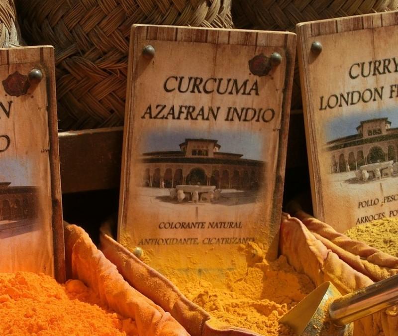 Cúrcuma: un viaje con sabor aromático de la India