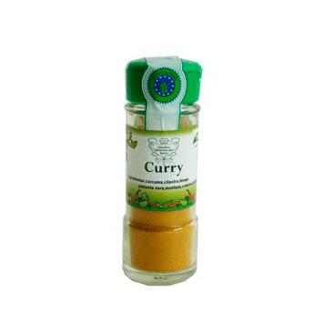 Curry en polvo 30 gr. Biocop