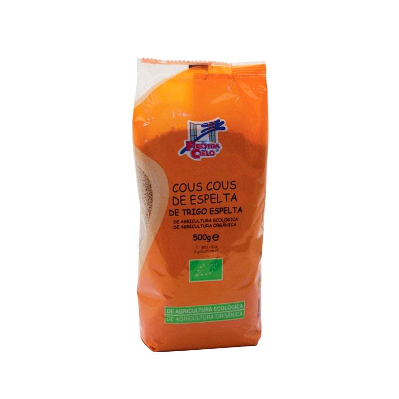 Cuscus de espelta int. 500 gr. Finestra