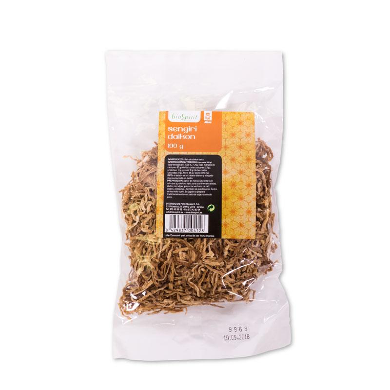 Daikon seco 100 gr. Biospirit