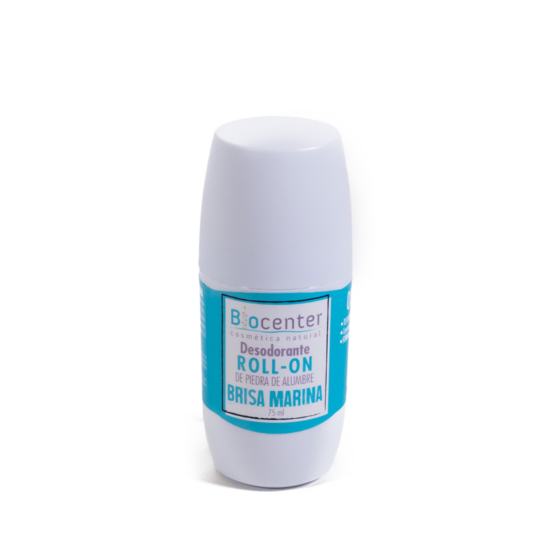 Desodorante roll-on brisa oceanica 75 ml. Biocenter