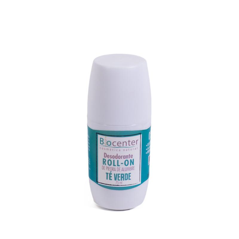 Desodorante roll-on te verde 75 ml. Biocenter