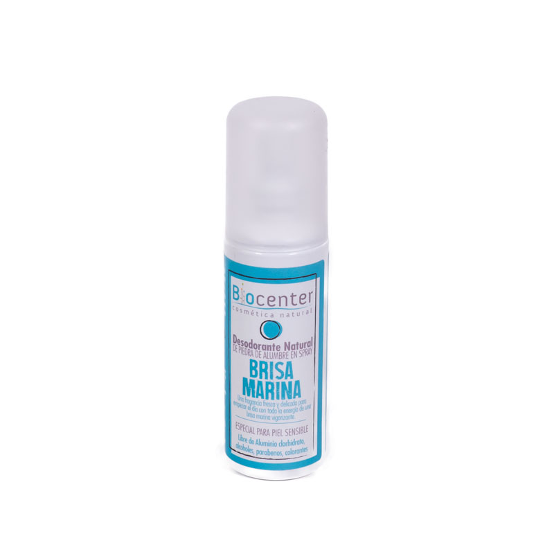 Desodorante spray brisa oceanica 100 ml Biocenter