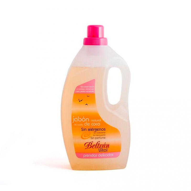 Detergente coco sin perfume 1,5 L. Beltran
