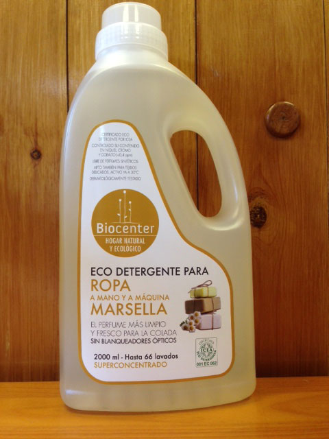 Detergente ropa marsella 2 L. Biocenter