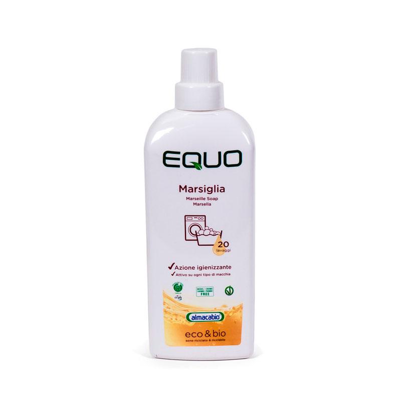 Detergente ropa Marsella Equo 1 l.  Almacabio