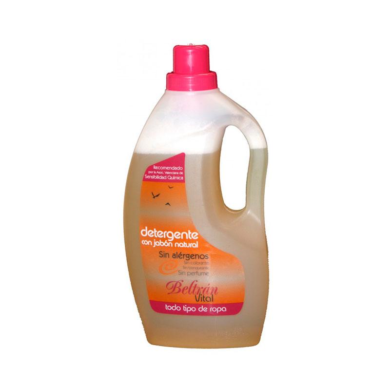 Detergente ropa sin perfume 1,5 L. Beltran