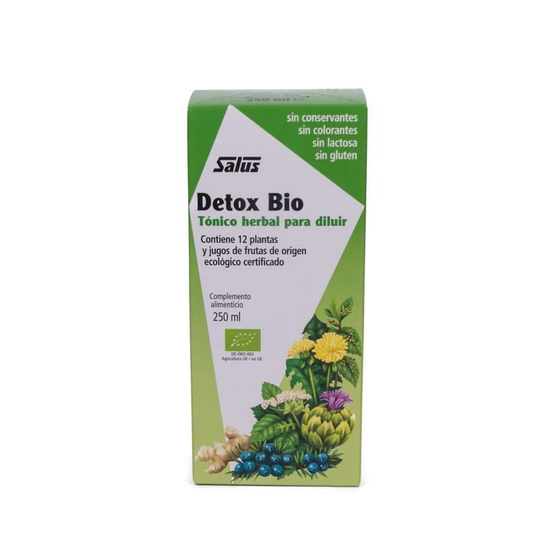 Detox 250 ml. Salus