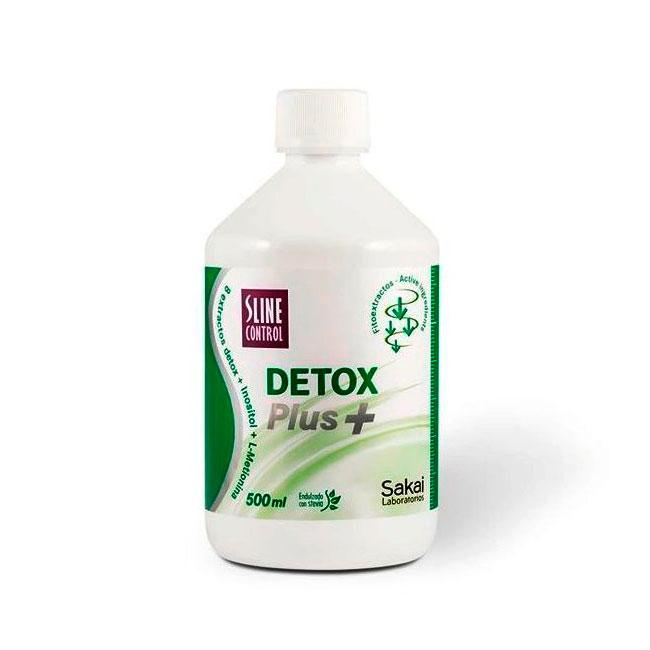 Detox plus+ Sline 500 ml. Sakai
