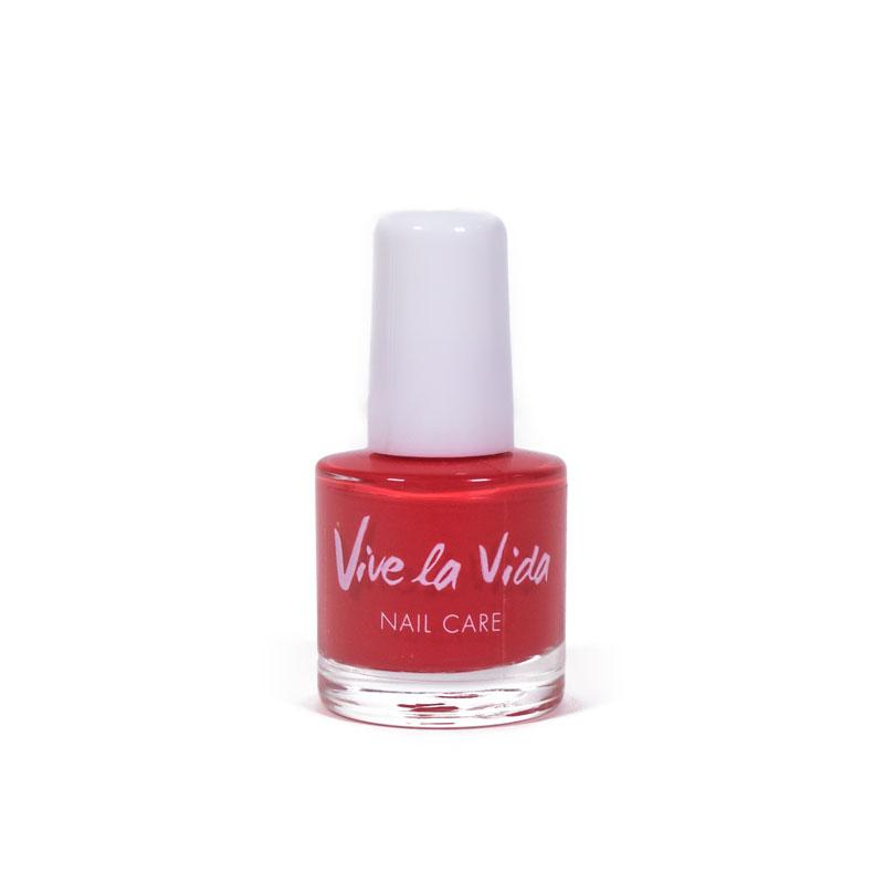Esmalte de uñas rosa 616 Vive la vida