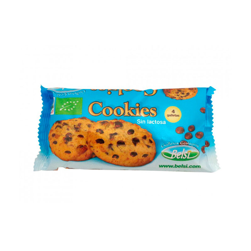 Galleta cookies 60 gr. Belsi