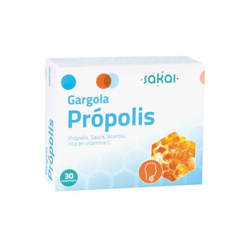 Gargola propolis 30 comp. Sakai