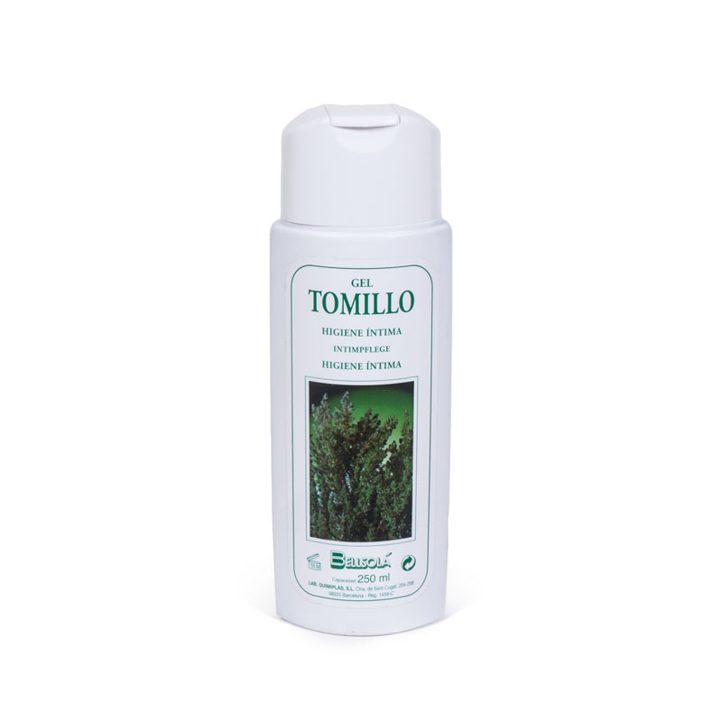 Gel intimo tomillo 250 ml. Bellsola