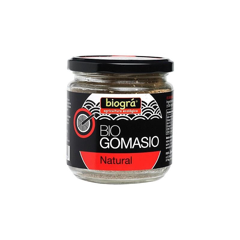 Gomasio natural 120 gr Biogrà