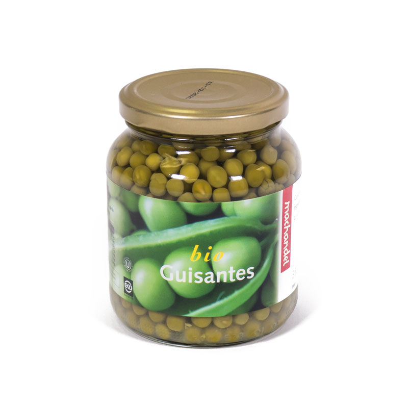 Guisantes 350 gr Machandel