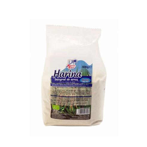 Harina de arroz intg. 500gr Finestra
