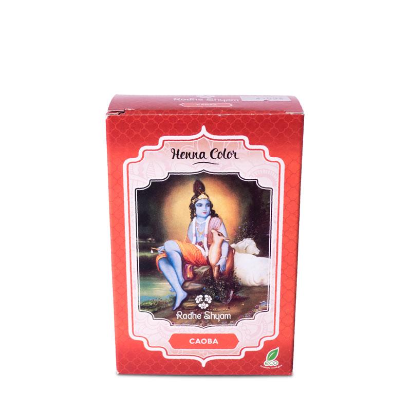 Henna caoba 100 gr Radhe Shyam