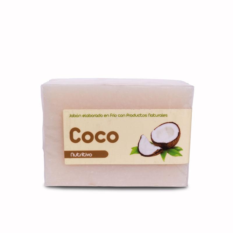 Jabon de coco 100 gr. Sol Natural