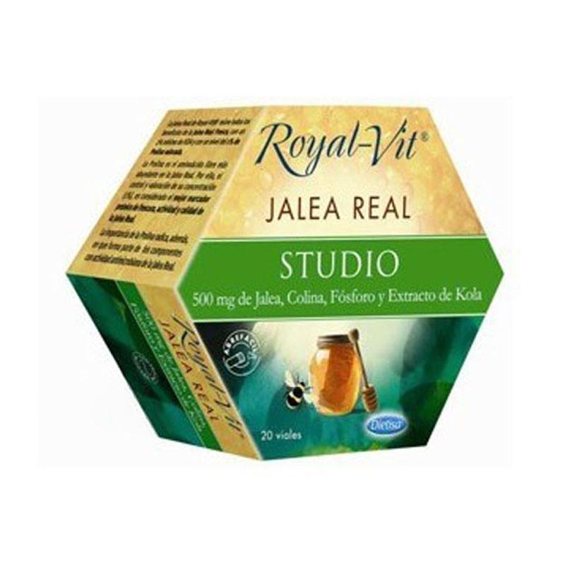 Jalea real studio 20 u. Royal-Vit