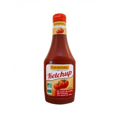 Ketchup 560 gr. Danival