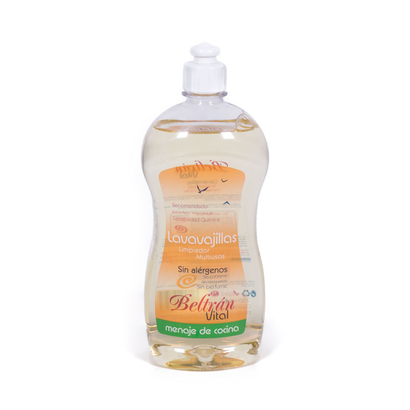 Lavavajillas sin perfume Vital 750 ml. Beltran