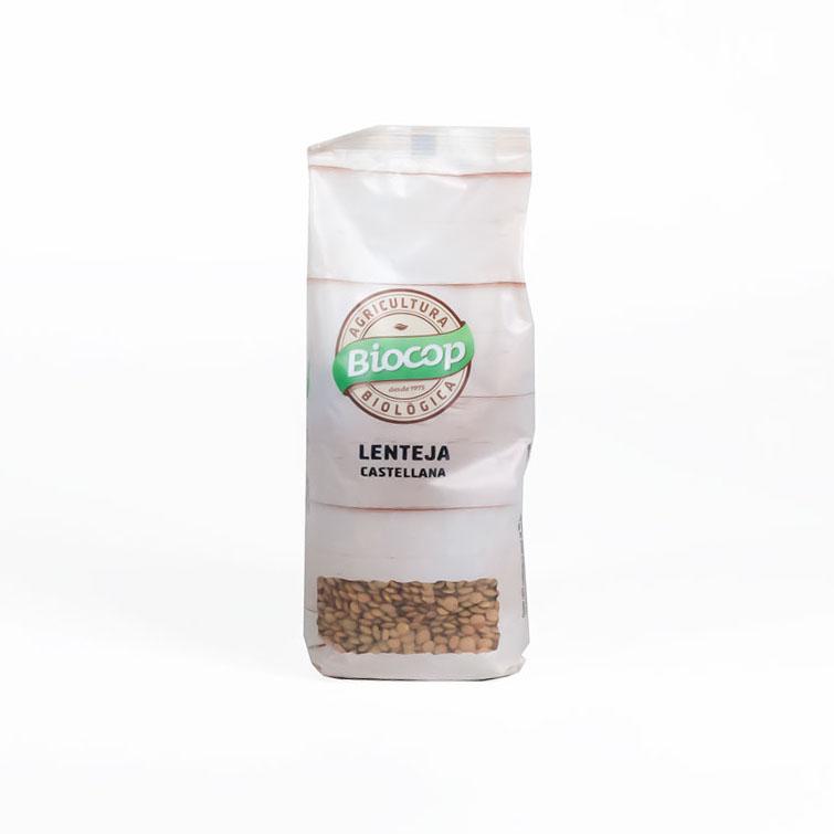 Lenteja castellana 500 gr. Biocop