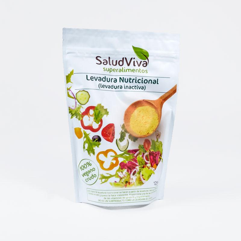 Levadura nutricional 125 gr. SaludViva
