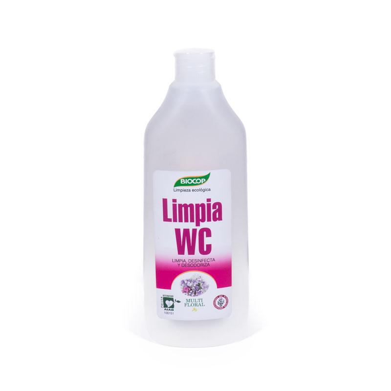 Limpia WC floral 500 ml. Biocop