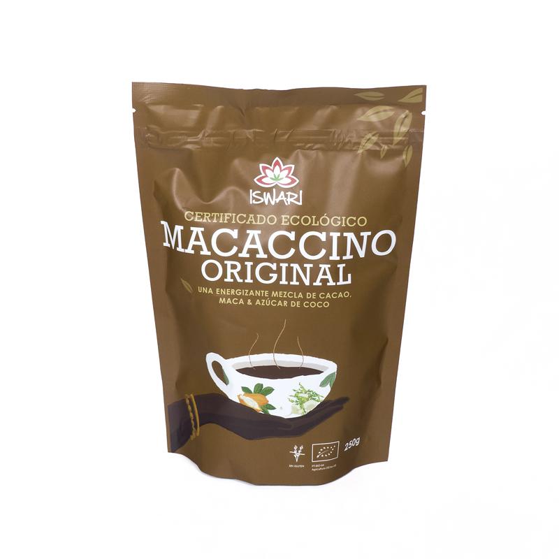 Macaccino original 250 gr. Iswari